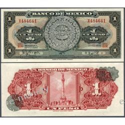 Meksyk 1 PESO 1970