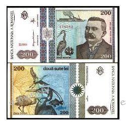 Rumunia 200 LEI 1992