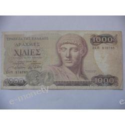Grecja 1000 DRACHM 1987 St.3