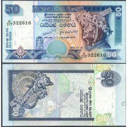 Sri Lanka 50 RUPII 2006