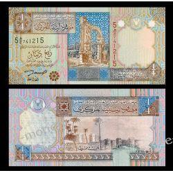 Libia 1/4 DINAR