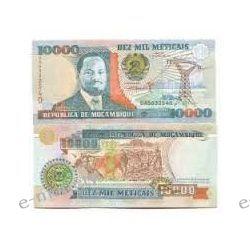 Mozambik 10 000 METICAIS 1991