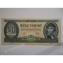 Węgry 20 FORINT 1975 st.2/3