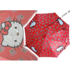 Hello Kitty Sanrio Licencja parasolka automatyczna