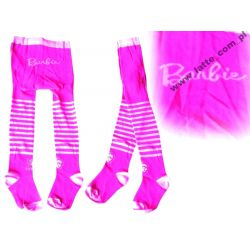 Barbie rajstopy rajtuzki 122-128cm AMARANT Mattel