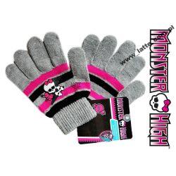 Monster High wełniane rękawiczki  ZIMA HIT