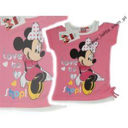 Myszka Minnie  2w1 bluzka 134cm DISNEY Rozmiar 134