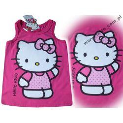 Hello Kitty BOSERKA 134cm Sanrio BAWEŁNA Rozmiar 134