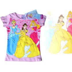 Księżniczki Princess bluzka różowa 134cm Disney Rozmiar 134