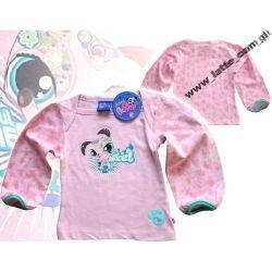 Littlest Petshop bluzka różowa 134 cm Hasbro Rozmiar 134