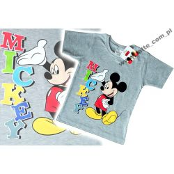Mickey Mouse Myszka Miki T-SHIRT Disney 122-128 cm