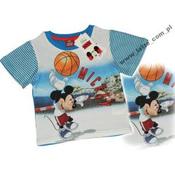 Mickey Mouse Myszka Miki T-SHIRT Disney 122 cm