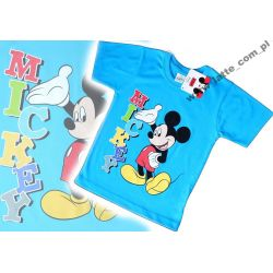 Mickey Mouse Myszka Miki T-SHIRT Disney 122-128cm