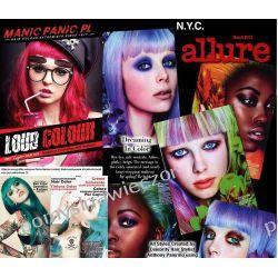 Kolorowy Toner do Włosów farba Manic Panic Promo!!