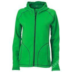 Damska trekkingowa bluza tecnostretch rozm L green