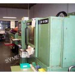 Tokarnia CNC niemieckiej firmy Weiler