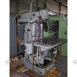 Frezarka CNC niemieckiej firmy Deckel