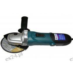 Jednoręczna szlifierka kątowa z tarczą roboczą 125 mm