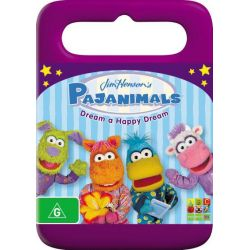 Pajanimals on DVD.