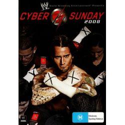 WWE Cyber Sunday 2008 on DVD.