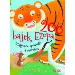 200 bajek Ezopa. Klasyczne opowieści z morałem - Parker Vic