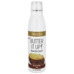 Spectrum Essentials Butter It Up Natural Flavor Spray Oil 5 Oz