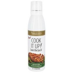 Spectrum Essentials Cook It Up Canola Olive Oil Spray 5 Oz