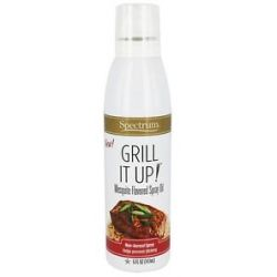 Spectrum Essentials Grill It Up Spray Oil Mesquite 5 Oz