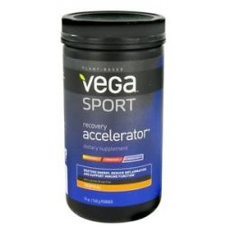 Vega Vega Sport Natural Plant Based Recovery Accelerator Tropical 19 Oz