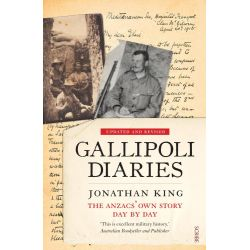 Booktopia eBooks - Gallipoli Diaries, the Anzacs' own story, day by day by Jonathan King. Download the eBook, 9781925113150.