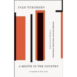 A Month in the Country, Tcg Classic Russian Drama by Ivan Sergeevich Turgenev, 9781559364676.