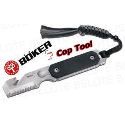 Boker Plus Cop Tool Multi Function Knife 02BO300 New