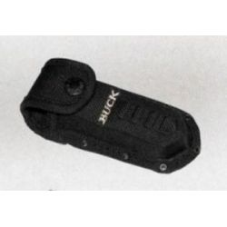 Buck Heavy Duty Black Nylon Sheath for Alpha Crosslock 0183 15 BK