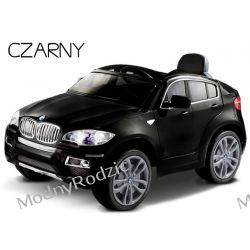 AUTO BMW X6 Kolor Czarny