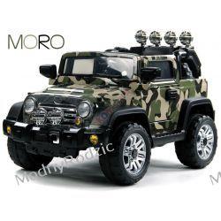 Terenowe mocne Auto Jeep malowane Moro