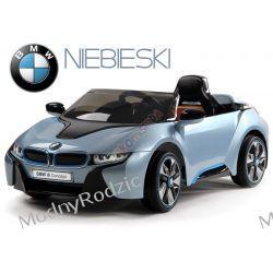 Auto BMW I8 Kolor Niebieski