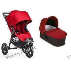 Baby Jogger City Elite 2w1 Czerwony / Red