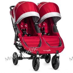 Baby Jogger City Mini GT Double Czerwony / Red