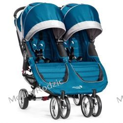Baby Jogger City Mini Double Niebieski / Teal