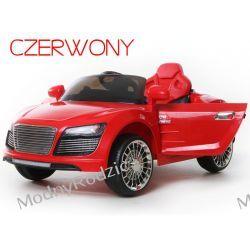Cabrio AR8 Czerwony