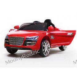Sportowe Auto AR8 Czerwone Sprężynowe Amortyzatory