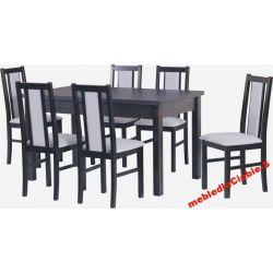 zestaw - I - stół 160x90 + 6 krzeseł MEGA PROMOCJA