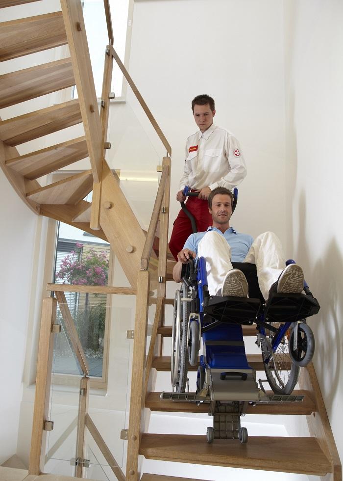 idealny na schody zabiegowe