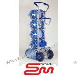 Schodołaz towarowy na galony SAL110 ERGO (na 6 galonów) LIFTKAR SANO