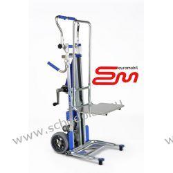 Schodołaz towarowy LIFTKAR SANO SAL 140 FOLD-L + PODNOŚNIK 1110mm