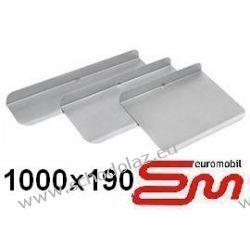 Półka 1000x190 do schodołazów MTK, MTK190, MTK310