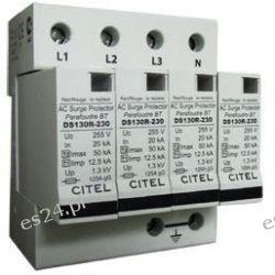 Typ 1+2 (BC) DS134R-230, 50kA, 4p ogranicznik przepięć