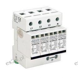 Typ 1+2 (BC) DS104RS-230, 32kA 4p ogranicznik przepięć