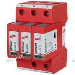 Ogranicznik przepięć DEHNguard M TNC 275, 3-biegunowy do sieci 230 V AC