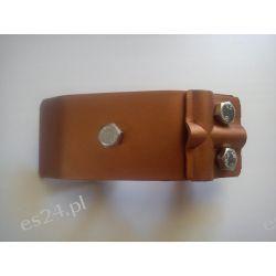 Złącze rynnowe skręcane skręcane miedziany MAT